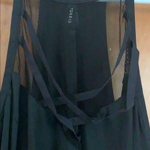 torrid Tops - Torrid mesh body suit
